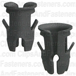 Tubular Nut For 1/8 Stud .040-.045 Panel Range