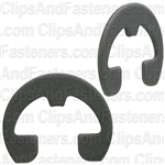 "1/4"" Reinforced E Type Retaining Rings"