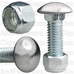 Bumper Bolt & Lock Nut 7/16-14 X 1-1/2