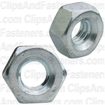 1/4-20 Finish Hex Nut Zinc
