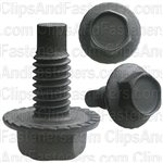 "5/16""-18 X 3/4"" Hex Washer Head Spin Lock Bolts"