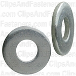 "3/16"" SAE Flat Washer Zinc Finish 1/2"" O.D."