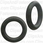 "3/8"" I.D. 9/16"" O.D. 3/32"" Thick BUNA-N Rubber O-Rings"