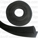 Chry/Ford Door Flange Wthr Strip 50 Ft
