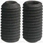 1/4-28 X 1/2 Socket Hd S/S Cup Pt