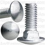 "5/16""-18 x 7/8"" Chrome Plated Bumper Bolts Without Nuts"