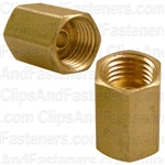 "Brass Union 3/16"" Tube Size"