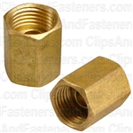 "Brass Union 1/4"" Tube Size"