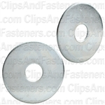 Washer 1-1/4 O.D. For 5/16 Bolt Zinc