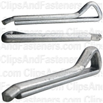 3/16 X 1 1/2 Hammer Lock Cotter Pin Zinc