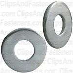 "3/8"" USS Washer Zinc Finish 1"" O.D."