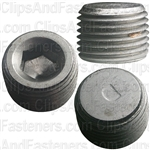 "1/2""-14 Hex Socket Head Pipe Plug"