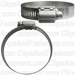 #36 Hose Clamps All Stainless Steel