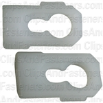 Moulding Clip For Landau Top GM 7731589