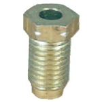 "1 Brake Line Tube Nut 5/16"" x 14mm x 1.5"