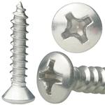 Clipsandfasteners Inc 50 Torx Wafer Head Liner Screws #10 x 3//4