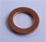 Copper Drain Plug Gasket 6mm X 10mm X 1.0mm