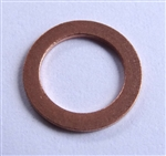Copper Drain Plug Gaskets 8mm X 12mm X 1.0mm
