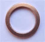 Copper Drain Plug Gaskets 10mm X 14mm X 1.5mm