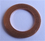 Copper Drain Plug Gaskets 10mm X 16mm X 1mm