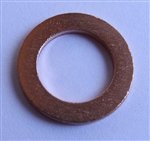 Copper Drain Plug Gaskets 10mm X 16mm X 1.5mm