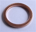 Copper Drain Plug Gaskets 12mm X 15.5mm X 1.5mm