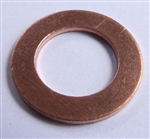 Copper Drain Plug Gaskets 12mm X 20mm X 1.5mm