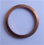Copper Drain Plug Gaskets 14mm X 18mm X 1.5mm