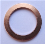 Copper Drain Plug Gaskets 14mm X 20mm X 1.5mm