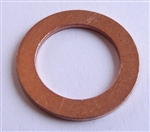 Copper Drain Plug Gaskets 14mm X 21mm X 1.5mm