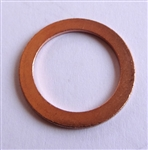 Copper Drain Plug Gaskets 16mm X 22mm X 1.5mm