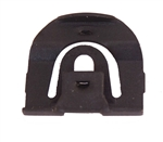 Moulding Clip Windsheild, Rear Window, Station Wagon Quarter Window