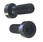 M10-1.5 X 25mm Low Profile Socket Head Cap Screw, Grade 10.9