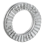 Wedge locking washer Carbon Stl Zinc flake coated through hard M11 10 glued pairs/pack