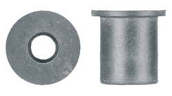 "1/4"" - 20 Rubber Well Nuts"
