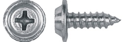"#8X1/2"" Phillips Flat Top Trim Screws"