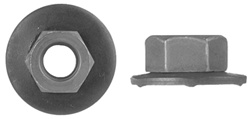 6-1.0mm 10mm Hex Head Nuts 16mm Loose Washer