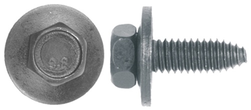 Bolt And Washer >> 5 16 18 X 1 Body Bolts 1 2 Hex Head 7 8 Washer