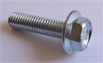 (25) M 5 - 0.8 x 20mm  JIS Hex Head Flange Bolt - Small Head, Class 10.9 Zinc.  JIS B 1189..