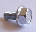 (15) M 6 - 1.0 x 14mm  JIS Hex Head Flange Bolt - Small Head, Class 10.9 Zinc.  JIS B 1189
