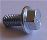 (25) M 8 - 1.25 x 16mm  JIS Hex Head Flange Bolt - Small Head, Class 10.9 Zinc.  JIS B 1189