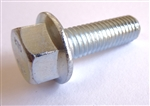 (25) M 8 - 1.25 x 25mm  JIS Hex Head Flange Bolt - Small Head, Class 10.9 Zinc.  JIS B 1189