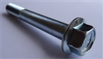 (1) M12 - 1.25 x 90mm  JIS Hex Head Flange Bolt - Small Head, Class 10.9 Zinc.  JIS B 1189