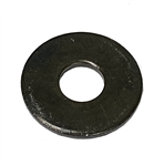 M 6 x 18 Fender Washer, Steel Black Zinc. Din 9021B / ISO 7093