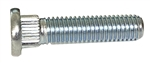 M 8-1.25 x 28 Rib Neck Strut Press In Stud CL 10.9 Zinc
