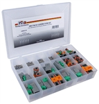 152 Piece Deutsch Assortment in Plastic Kit