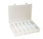 12 Compartment Small Plastic Box
