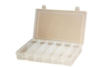 12 Offset Compartment Small Plastic Box
