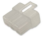 Metri-Pack 6-Way Male Connector, White, 56 Series Delphi 2977042