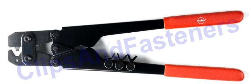 For Eyelet Style Copper Lug Terminals 8 - 4/0 Gauge